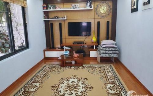 Nhà đẹp 2 mặt thoáng, ngõ ô tô, full nội thất, Định Công, 32m2 * 5 tầng