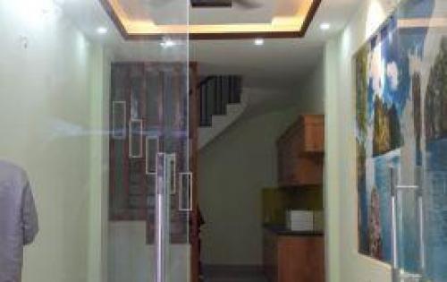 Hot !!! Bán nhà mới Hoàng Mai, siêu đẹp, ngõ ô tô, 32m2, 3.3 tỷ.