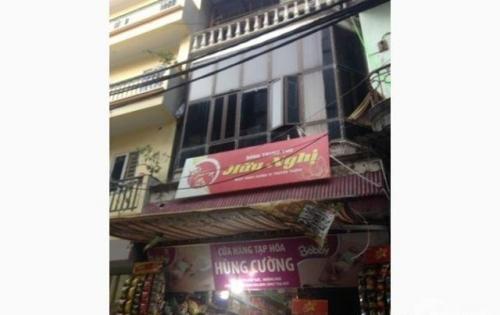 Bán nhà mặt phố Giáp Bát , Hoàng Mai DT 70m2 kinh doanh sầm uất