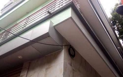 Mặt Ngõ Vĩnh Hưng, Gần Phố, Lô Góc, 40m2, 5 tầng, mặt tiền 5.2m, 2.95 Tỷ.