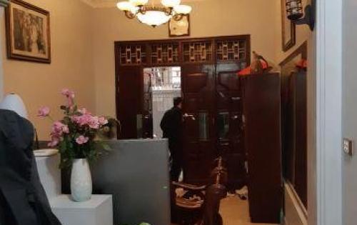 Bán nhà Nguyễn An Ninh 56 m2,  oto đỗ qua cửa, giá 5 tỷ