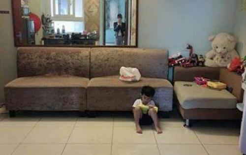Bán gấp căn tầng 33 CT12- Kim Văn Kim Lũ,2PN,2WC, có nội thất, giá 980 triệu