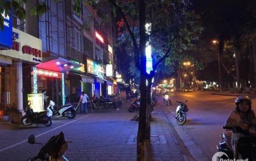 Nhà phố Kim Đồng, hai mặt tiền, 112m, 6 tầng, kinh doanh đỉnh, LH 0966311810.