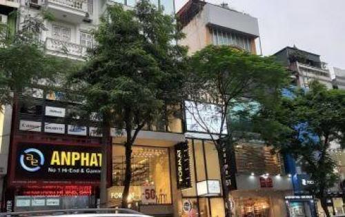 bán nhà mặt phố kim đồng, kinh doanh đỉnh, 2 mặt thoáng: 98m2, 8 tầng, mt 4.5m, 21.8 tỷ lh 0971592204.