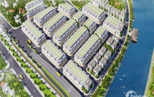 Hoàng Huy Riverside - Bán Biệt Thự, Liền kề view Sông Tam Bạc, CK 11%.