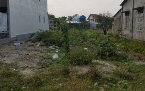 Bán Gấp lô đất Mặt Tiền Tân Trào Trung Tâm Hương Thủy