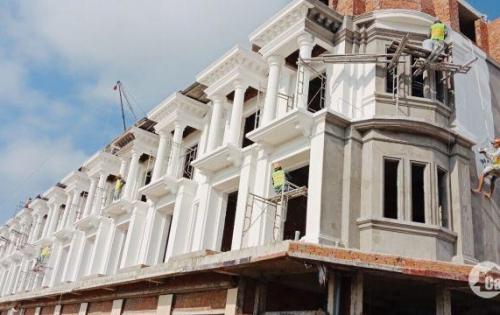 Nhà phố Shophouse đẳng cấp châu âu giá Việt Nam cho đầu tư