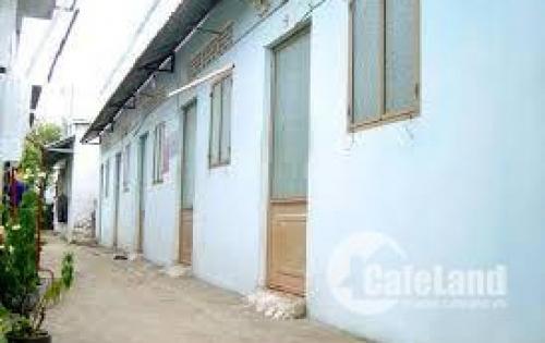 Cần bán dãy nhà trọ 16P sát khu dân cư lơn 250m2 giá 1.6 tỷ sổ hồng riêng ngay chợ Bình Chánh.LH:0826.831.350