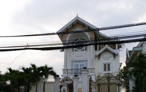 Bán biệt thự 1021.5m2 , mặt tiền QL 50, Phong phú, Bình Chánh, Giá rẻ.