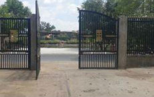 Cần bán  680 m2 nhà đất 2 mặt tiền đường Vườn Thom