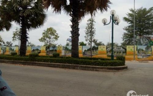 Nhà Châu Âu  Five Star mặt tiền đường Đinh Đức Thiện, 1 trệt, 1 lầu, SHR gần chợ Bình Chánh.