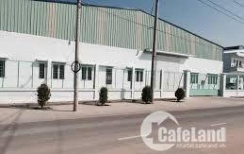 Đinh cư nước ngoài bán ngay xưởng 2520m2 shr, doanh thu 200 tr/tháng, Tân Phú Trung CủChi.