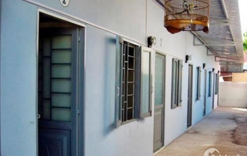 Bán gấp dãy 8 phòng trọ ngay Liêu Bình Hương , Củ Chi, SHR, giá 1,2 tỷ