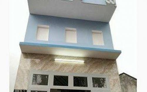 Nhà 1 trệt 2 lầu XTS 09, 3pn 4wc SHR giá 2,1 tỷ