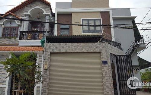 Bán nhà căn góc 9x19m mặt tiền hẽm 274 Nguyễn Văn Tạo, Nhà Bè, 6.7 tỷ