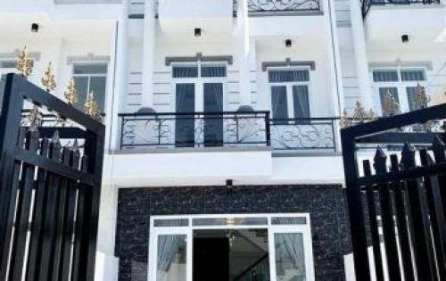 Biệt thự 2 lầu, ST mới hoàn thiệt hẻm 1806 Huỳnh Tấn Phát, Nhà Bè.