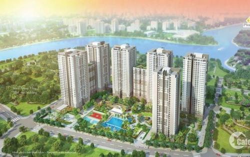 Bán căn hộ Saigon South Residences Tháp C thiết kế 2PN giá 2.45 tỷ view nội khu