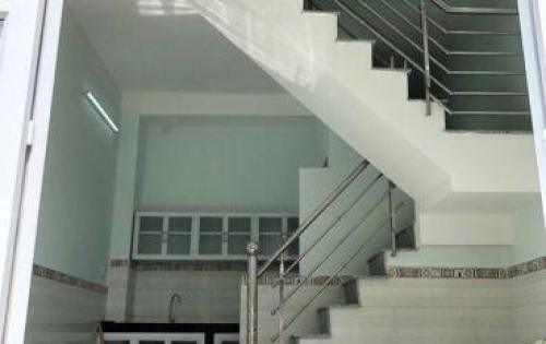Bán nhà 1 lầu đúc đẹp hẻm 96 Đào Tông Nguyên Nhà Bè (kho C).