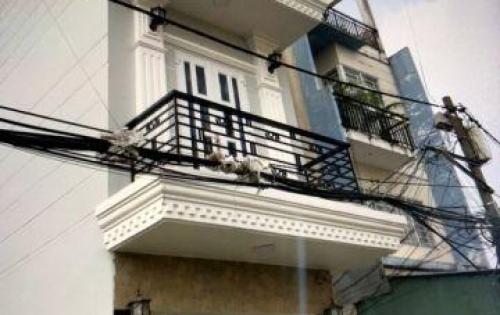 Bán nhà 2 lầu hẻm 2851 Huỳnh Tấn Phát Nhà Bè (đang hoàn thiện).