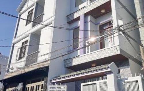 Bán nhà đẹp 2 lầu hẻm xe hơi 2581 Huỳnh Tấn Phát huyện Nhà Bè