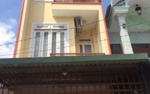 Sang gấp căn nhà 1 trệt 2 lầu nằm trên mảnh đất đắt địa