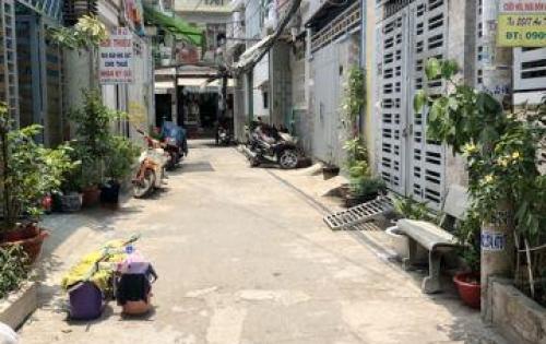Bán nhà 2 lầu mặt tiền hẻm 1886 Huỳnh Tấn Phát, Nhà Bè