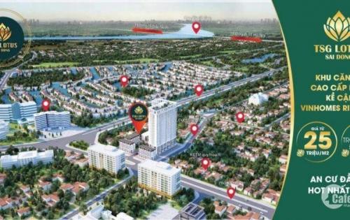 Đẳng cấp, sang trọng - Biểu tượng mới cho cuộc sống tiện nghi tại Sài Đồng - Long Biên