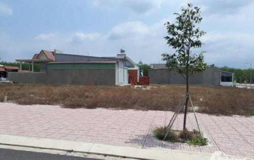 Bán 100% đất thổ cư liền kề khu tái định cư Phước Bình