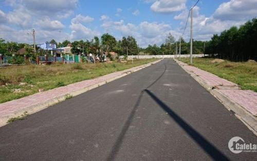 Đất Nền sân bay LONG THÀNH , 100m2 - Sổ Đỏ. Thổ cư,csht hoàn thiện