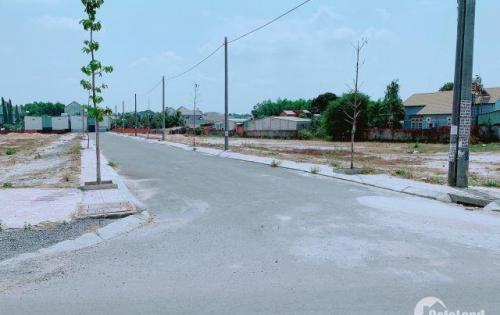 Chính chủ bán đất ngay trung tâm thị trấn Long Thành, dt 120m2, sổ hông riêng 100% thổ cư