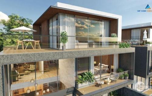 Villas 5* cực đẹp Đà Nẵng, sổ hồng vĩnh viễn, trả trước 7.5 tỷ