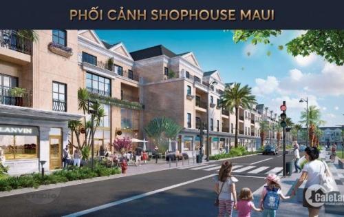 Shophouse ven biển Đà Nẵng - Tinh tế đến từng đường nét chỉ 1,6 tỷ