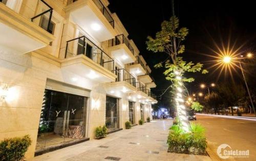 Bán 2 căn nhà 4 tầng, mặt tiền đường 10.5m ngay bãi tắm Đà Nẵng