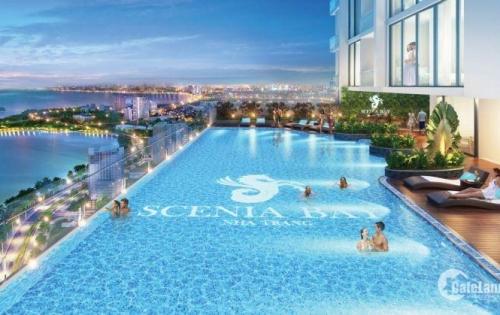 Bán rẻ căn hộ  5*1PN Scenia Bay Nha Trang, sổ đỏ vĩnh viễn, giao full nội thất,  chính chủ - giá khách ngoại giao.