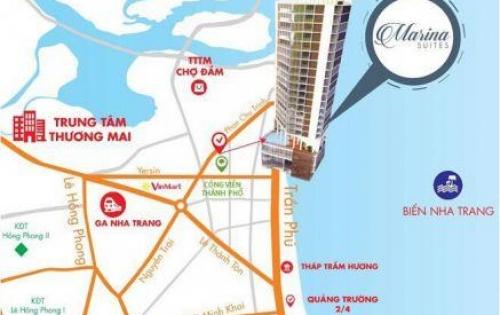 Marina Suites dự án Condotel đáng sống và đầu tư nhất Vịnh Nha Trang