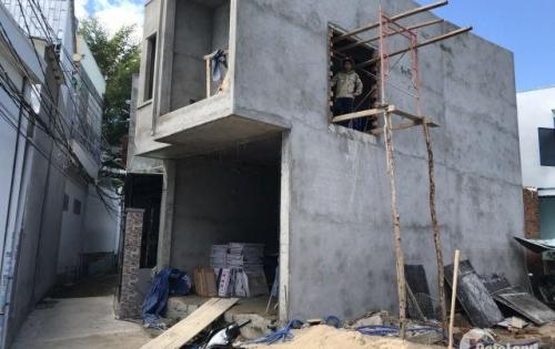 Bán nhà nhỏ 55m2 sắp hoàn thiện tại trung tâm phường Ngọc Hiệp Nha Trang