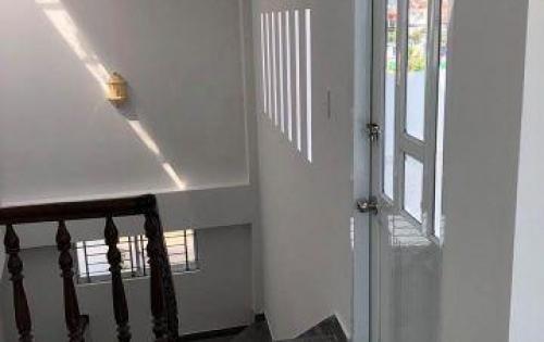 bán nhà mới đẹp 3 lầu hướng nam
