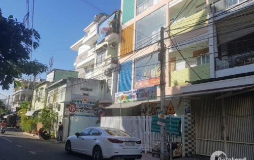 Bán nhà mặt tiền Võ Trứ Nha Trang, diện tích 68m2, Tây Bắc, giá 5.5 tỷ
