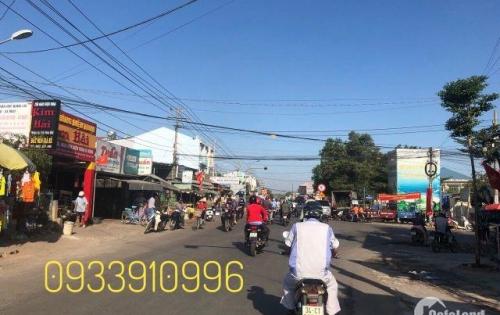 """Bán Gấp 2 căn Shophouse mặt tiền Ngay chợ Long thọ, Nhơn trạch 450tr, SHR """"0933910996"""""""