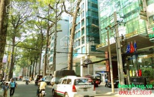 Bán nhà 2 Mặt tiền Trần Khánh Dư, P.Tân Định, Q1. 7 Tầng,ST. Hợp đồng thuê 60tr/th