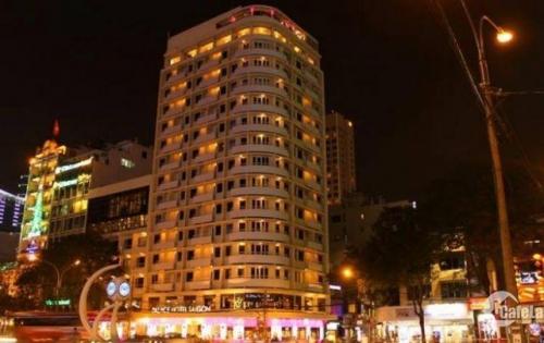 Bán Khách sạn 19 – 21 Đông  Du, P. Bến Nghé, Q.1, xây 2 hầm, 10 lầu, Giá 156 tỷ