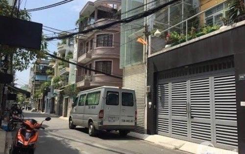 Bán Nhà hẻm xe hơi Điện Biên Phủ, Phường Đakao, Quận 1, DT:3,8x14m,12,8 tỷ TL(có hẻm hậu 3 m)