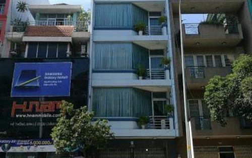 Bán gấp nhà góc Mặt tiền đường Nguyễn Đình Chiểu, Đa Kao, Q1; DT: 4.7x24m, 4 lầu, Giá rẻ 38 tỷ