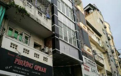 Bán gấp nhà góc Mặt tiền đường Nguyễn Thị Minh Khai, Đa Kao, Q1; DT: 4.5x25m, 4 lầu, Giá rẻ 38 tỷ