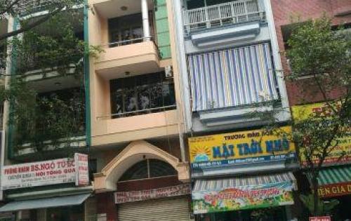 Bán gấp nhà góc Mặt tiền đường Đinh Tiên Hoàng, Đa Kao, Q1; DT: 5x24m, 4 lầu, Giá rẻ 38 tỷ