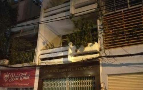 Bán gấp nhà góc 2 mặt tiền đường Ký Con, P Nguyễn Thái Bình, Quận 1; 7.5x8m, 4 tầng, Giá rẻ 32 tỷ