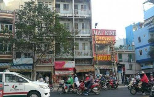 Bán gấp nhà góc 2 mặt tiền đường Lê Thị Hồng Gấm, P Nguyễn Thái Bình, Quận 1; 8x8m, Giá rẻ 32 tỷ