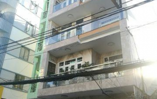 Bán gấp nhà góc 2 mặt tiền đường Phó Đức Chính, P Nguyễn Thái Bình, Quận 1; 8x8m, Giá rẻ 32 tỷ
