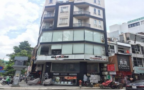 Chính chủ bán nhà góc 2 mặt tiền Nguyễn Cảnh Chân - Trần Hưng Đạo Q1. DT 7x13m, 4 lầu, HĐ 65tr/th, giá 25 tỷ