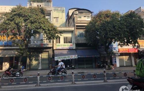 Mt Minh Phụng, trệt, lững, 2 lầu +St